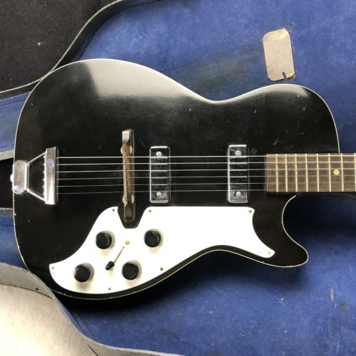 1961 Silvertone 1420