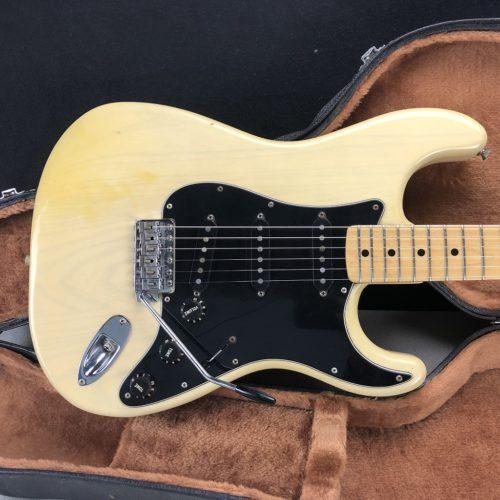 "1978 Fender Stratocaster ""Blonde"""