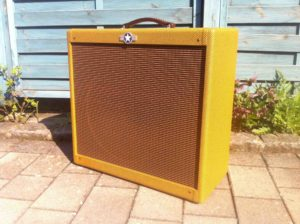 Captain FTP59 Tweed Pro Amp