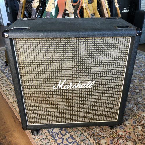 1978 Marshall 1960B 4x12 100W Cabinet