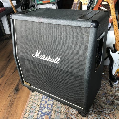 1987 Marshall 1960A 4x12 Box