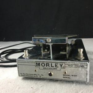 Morley Wah-Volume1