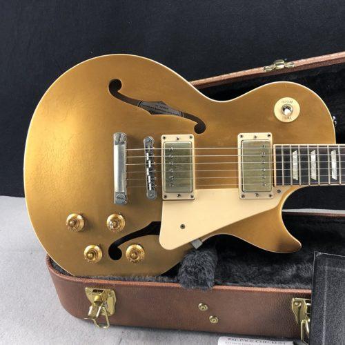 2015 Gibson ES Les Paul Goldtop VOS