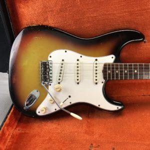 1967 Fender Stratocaster Sunburst