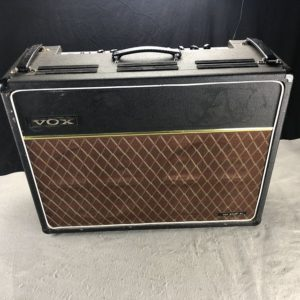 "1972 VOX AC30 Top Boost ""Reverb"""