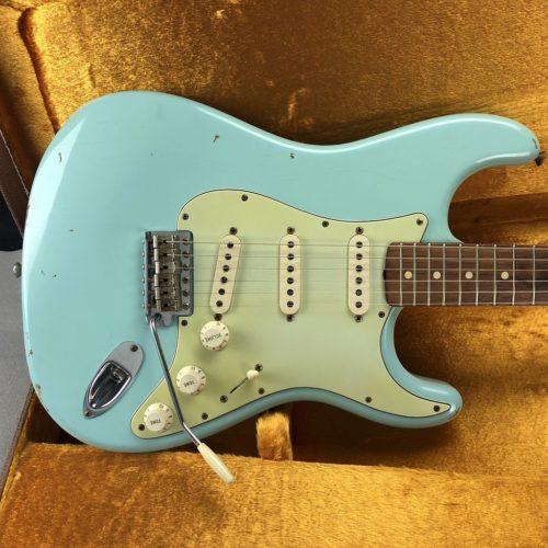"2007 Fender 60"" Relic Stratocaster"