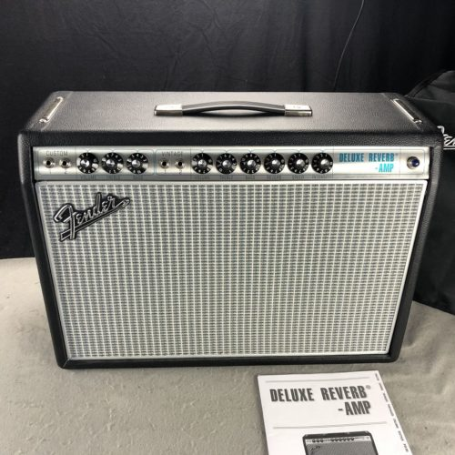 "2018 Fender '68 Deluxe Reverb ""Light"""