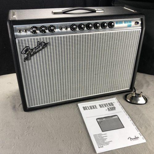 2018 Fender '68 Deluxe Reverb