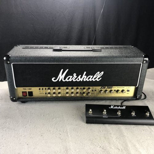2001 Marshall JCM 2000 TSL 100