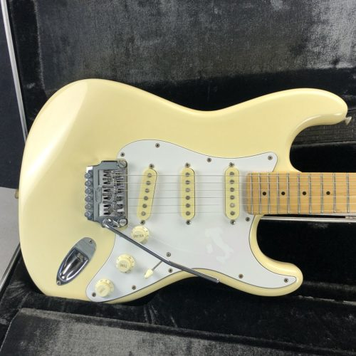 1986 Fender Contemporary Stratocaster MIJ