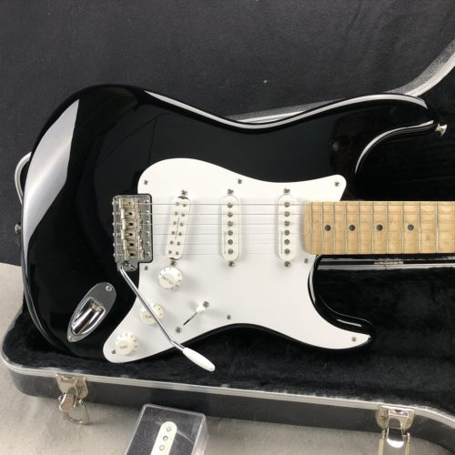"2014 Fender Eric Clapton Strat ""Scalloped"""