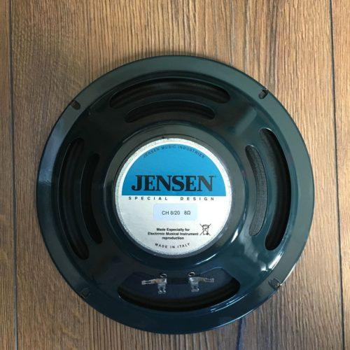 k-Jensen 8-20