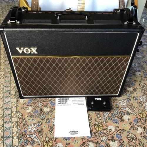 2012 Vox AC30 C2X