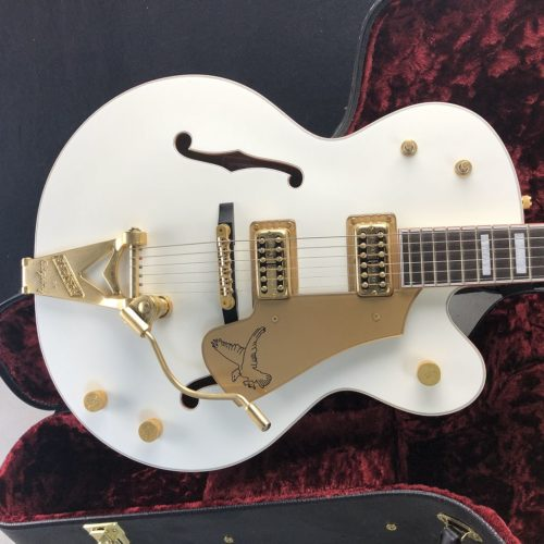 2007 Gretsch White Falcon G7593