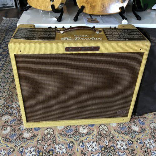"""2015 Fender Twinolux """"Eric Clapton"""" Signature"""