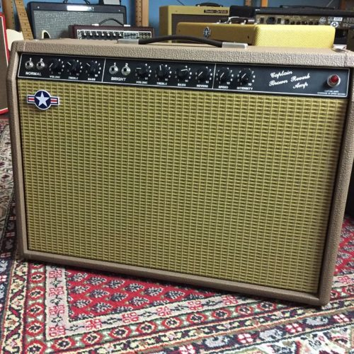 Captain Brown Reverb Amp