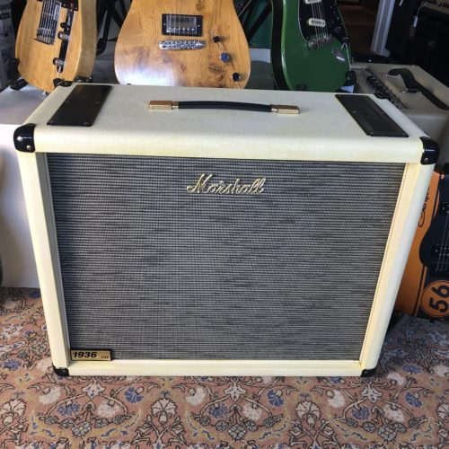 Marshall 1936 Box - Limited Arctic White