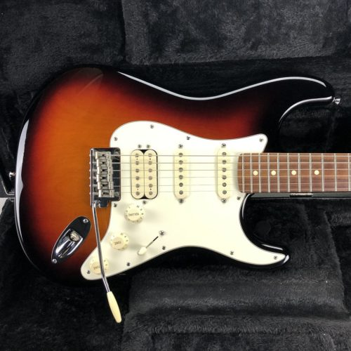 2013 Fender American Standard Strat HSS