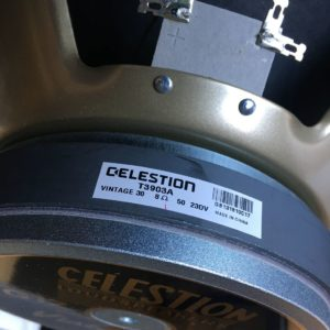 k-Celestion V30 lable
