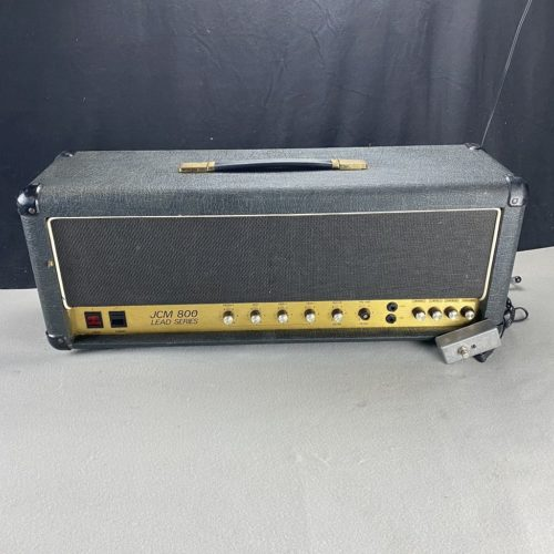 1981 Marshall 2204 mit Sigi Mehl Mod