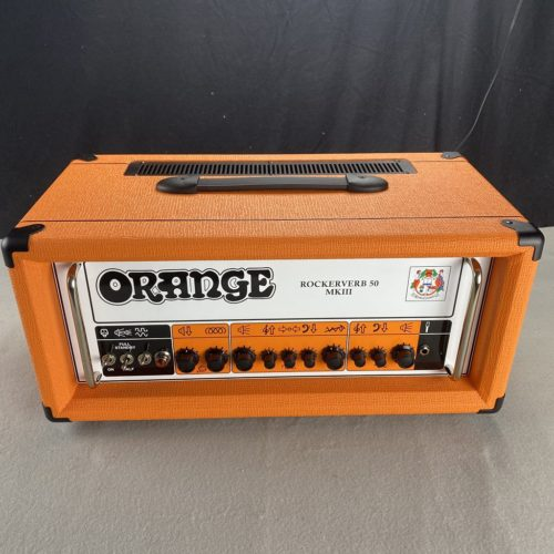 2020 Orange Rockerverb 50 MKIII