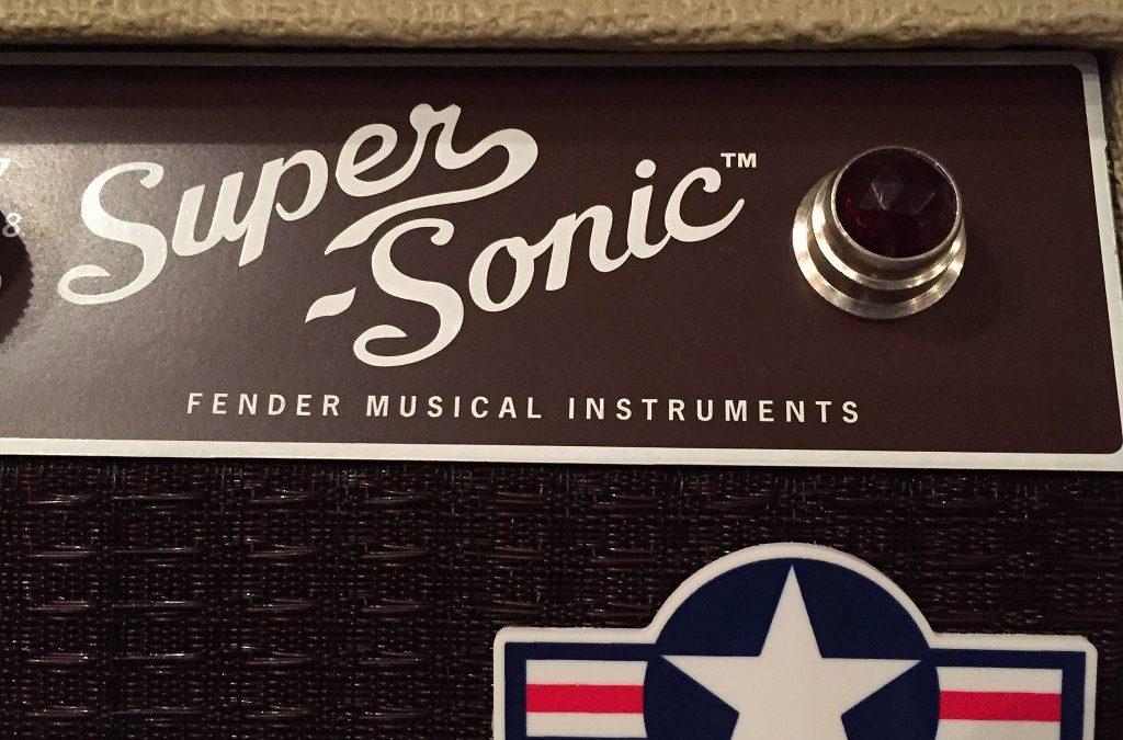 Fender Super Sonic 22 Mod