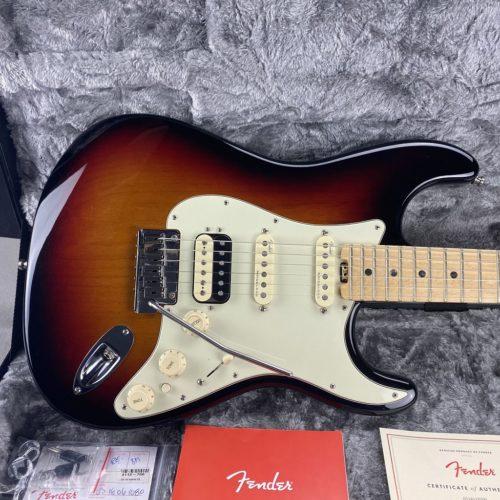 2018 Fender Elite HSS Stratocaster