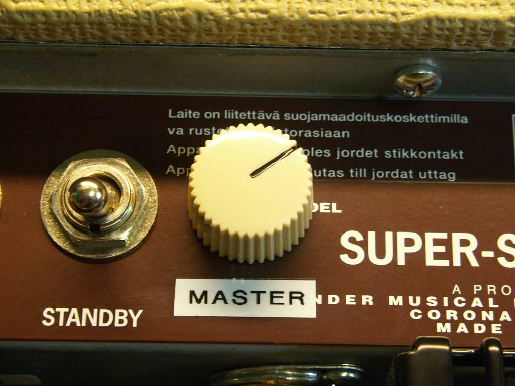PPIMV Fender Super-Sonic