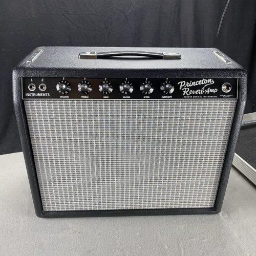 2015 Fender Princeton Reverb mit Captain Mod.