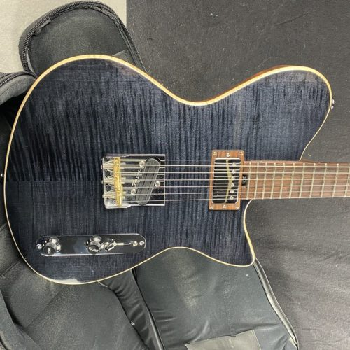2020 A.Lowe Guitars Model 2