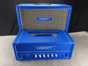 Hiwatt Custom Studio Stage MK3