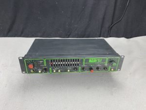1993 Trace Elliot GP12 SMX - Preamp
