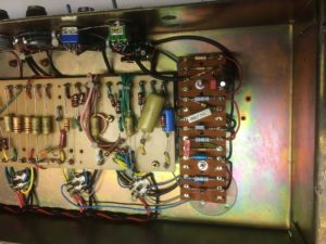 1971 Marshall - JMP 100 - Boost Mod - ID 755