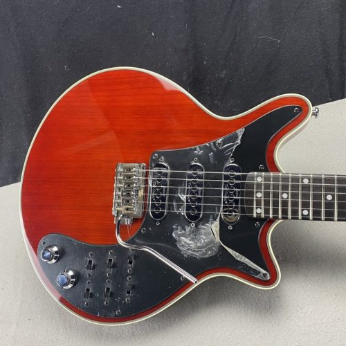 2006 Burns BHM - Brian May Red Special - ID 810