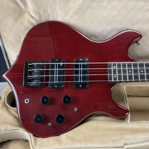 1980er Hoyer Session Bass - aktiv