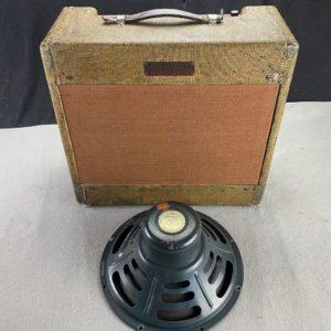 1954 Fender - Tweed Deluxe Amp - ID 829