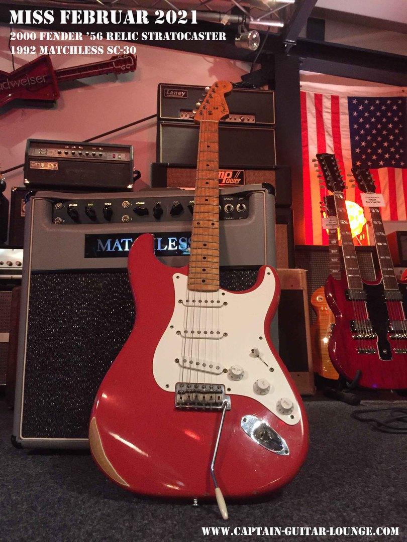 Centerfold Captain Guitar Lounge