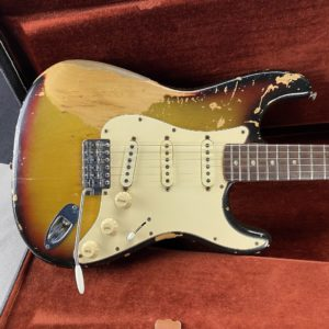 1972 Fender - Stratocaster - ID 1217