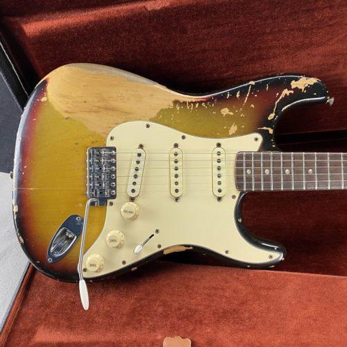 1972 Fender - Stratocaster - ID 1217