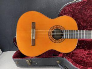 A. SANCHEZ - Konzert-Gitarre 1031 - ID 818