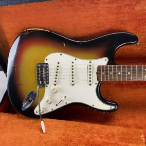 1966 Fender - Stratocaster - ID 1245