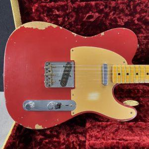 2014 Fender - 1959 Fender Relic Telecaster - Cryo - ID 1262