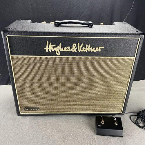 2009 Hughes & Kettner - Statesman Quad EL84 - ID 1253