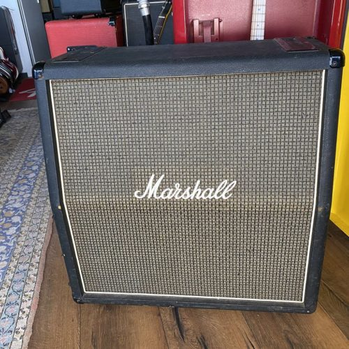 1977 Marshall - 1960A - Blackbacks G12H-30 - ID 1291