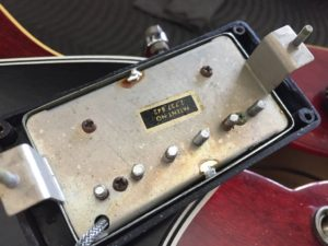 1967 Gibson - ES335 TDC Cherry - ID 1312