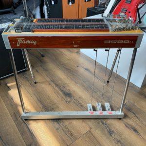 1970 Framus - 2000 Double Neck Pedal Steel - ID 1333