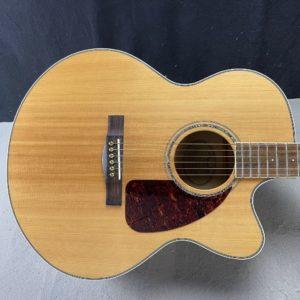 2013 Fender - Akustik Jumbo CJ 290 SCE NAT - ID 1321