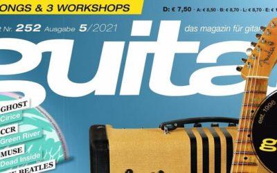 Interview Amp Modification Guitar Magazin 5/21