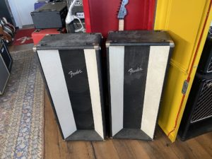 1977 Fender - 2 Stück Sound Column 4x8 - ID 1341