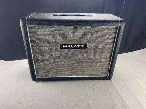 2014 Hiwatt - Custom 2x12 Cabinet Celestion V-30 - ID 1355